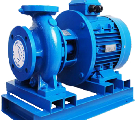 Verganio centrifugal pump
