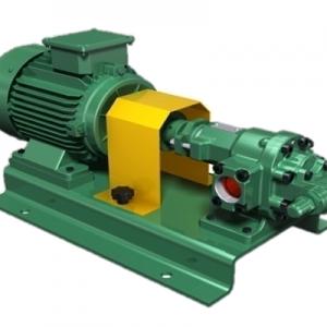 Green Global External Gear Pump