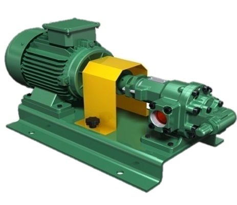 Green Global External Gear Pump