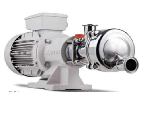 Mouvex Eccentric Disc Pump